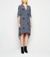 New Look Bandana Paisley Midi Dress