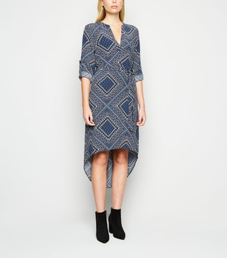 New Look Bandana Paisley Midi Dress