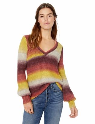 Kensie Women's Blended Ombre Sweater