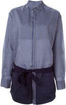 A.F.Vandevorst '161 Caravan' shirt - women - Cotton/Silk - 38