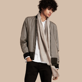 Burberry Printed Lightweight Jacket