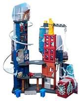 Marvel Spider-Man Mega City Playset