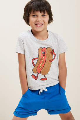 Seed Heritage Chenille Hot Dog Tee
