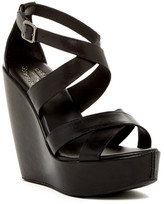 Kork-Ease Grailey Ankle Strap Wedge Sandal