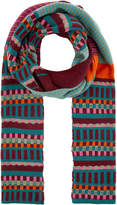 Monsoon Jenna Jacquard Knit Scarf