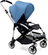 Bugaboo Bee3 Stroller - Ice Blue/Black/Aluminum by