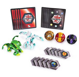 Bakugan Battle Pack Collectible Action Figure and Cards