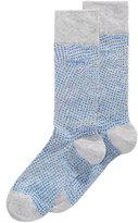 HUGO BOSS Men's Pin-Dot Dress Socks