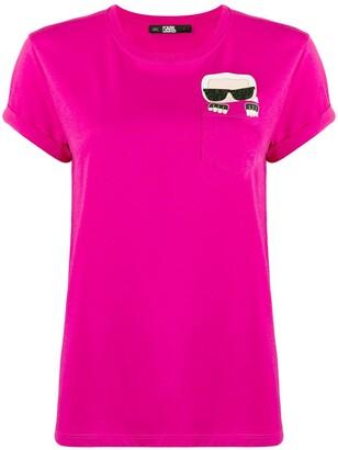 Karl Lagerfeld Paris Ikonik T-shirt