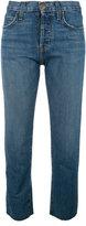 Current/Elliott The Original Straight jeans - women - Cotton/Lyocell - 27