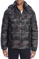 SAM. Eclipse Camouflage Down Jacket