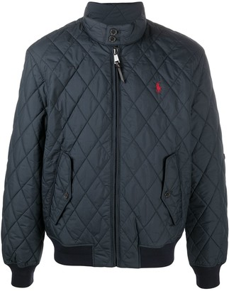 Polo Ralph Lauren Baracuda quilted bomber jacket
