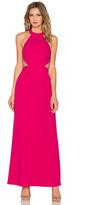 NBD x Naven Twins XO Maxi Dress