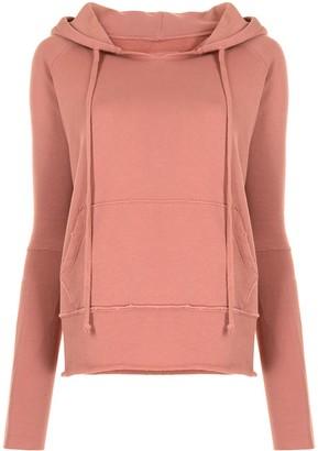 Nili Lotan Janie cotton hoodie