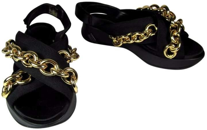 Burberry Leather sandal