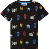 Fabric flavours Marvel heroes cotton T-shirt 3-10 years