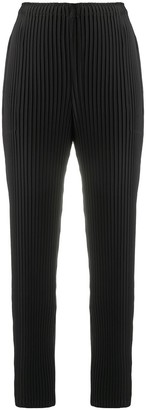 Issey Miyake Pleated Design Trousers
