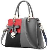 XibeiTrade Women Top Handle Handbags Tote Purse Handbag