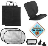 NEW Nuby Travel Deluxe Car Seat Accessory Set