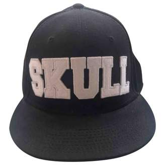 The Kooples Spring Summer 2019 Black Cotton Hats & pull on hats