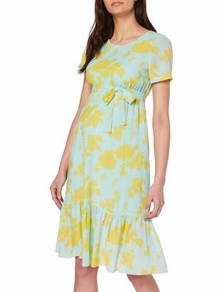 Mama Licious Mamalicious Women's Mlmayse Ss Woven UNK Dress