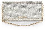 Jimmy Choo Glitter Wallet On Chain