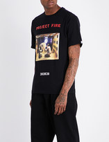 Billionaire Boys Club Project Fire cotton T-shirt