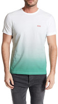 HUGO BOSS Ombre Graphic Print Tee