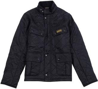 Barbour International Boys Ariel 4 Pocket Quilted Jacket