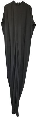 Rick Owens Anthracite Viscose Dresses