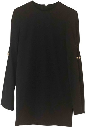 Mother of Pearl Black Cotton - elasthane Dresses