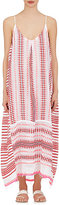 Lemlem Women's Tabtab Cotton-Blend Maxi Dress