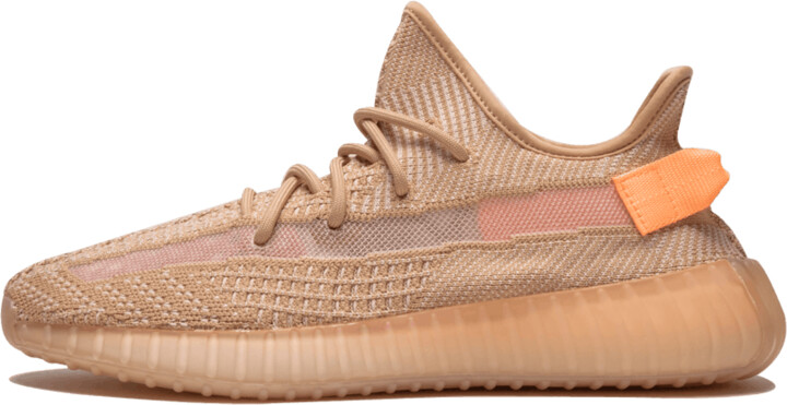 Adidas Yeezy Boost 350 V2 'Clay' Shoes - Size 4
