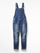 White Stuff Slim Denim Dungaree
