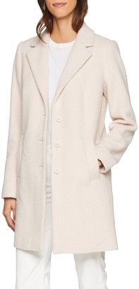 2two Women's PIAZZA Coat Pink Rose (Size: Small)