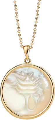 Ashley McCormick Scorpio 18K Gold Necklace