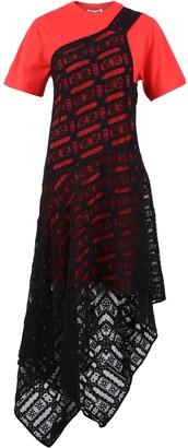 McQ Layered Asymmetric Dress