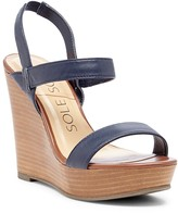 Sole Society Penelope Wedge Sandal