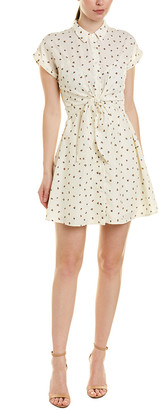 Harper Rose Polka Dot Mini Dress