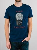 Junk Food Clothing Guinness Keep Smiling Tee-trny-s