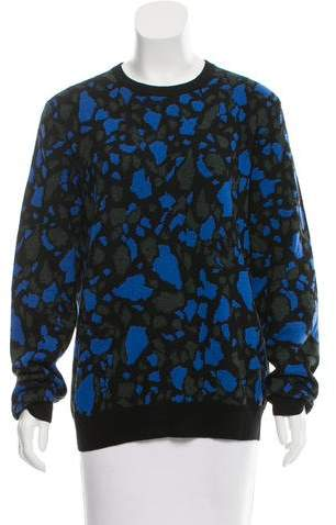 Acne Studios Oversize Wool Sweater