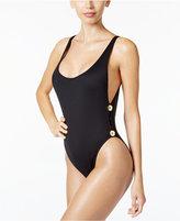 LaBlanca La Blanca Anniversary High-Cut One-Piece Swimsuit