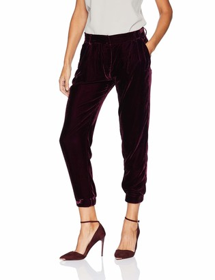 Parker Women's Morgan Velvet Ankle Length Pant