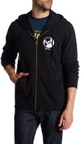 RVCA VA Limited Front Zip Hooded Sweatshirt