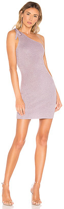 superdown Marella One Shoulder Dress