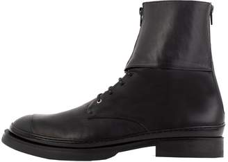 Black Gummy Boots   Perks X Nelson Vieira Collab