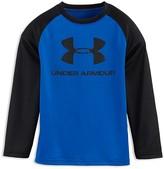 Under Armour Boys' Color Block Logo Tee - Sizes 2-7