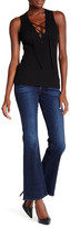 7 For All Mankind Tailorless Bootcut Jean