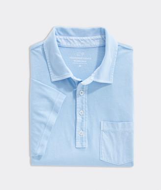 Vineyard Vines Garment-Dyed Island Polo