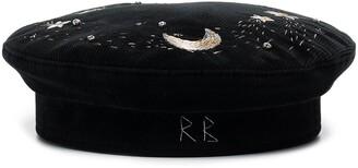Ruslan Baginskiy Star Embroidery Beret